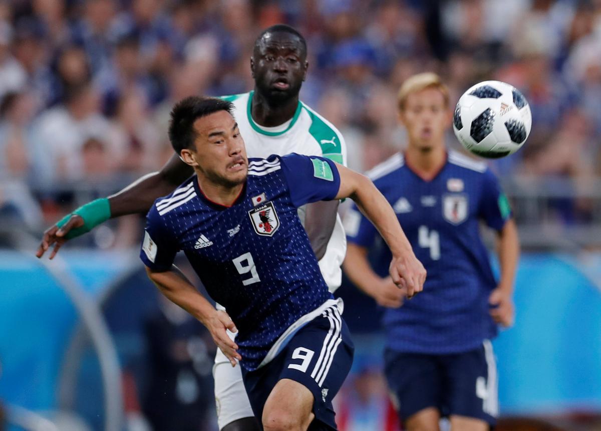 Японія - Сенегал / REUTERS