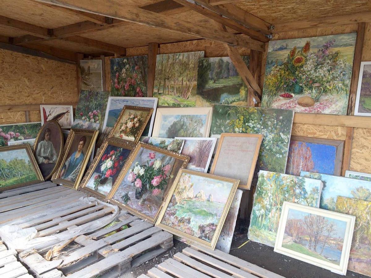 В 1763 году в Киеве была открыта школа по обучению живописи / фото facebook.com/pressjfo.news