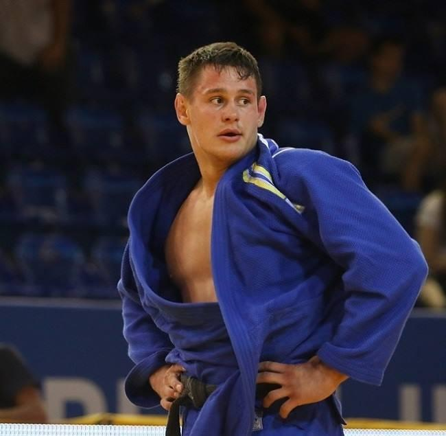Данило Гуцол - срібний призер Кубку Європи / ukrainejudo.com