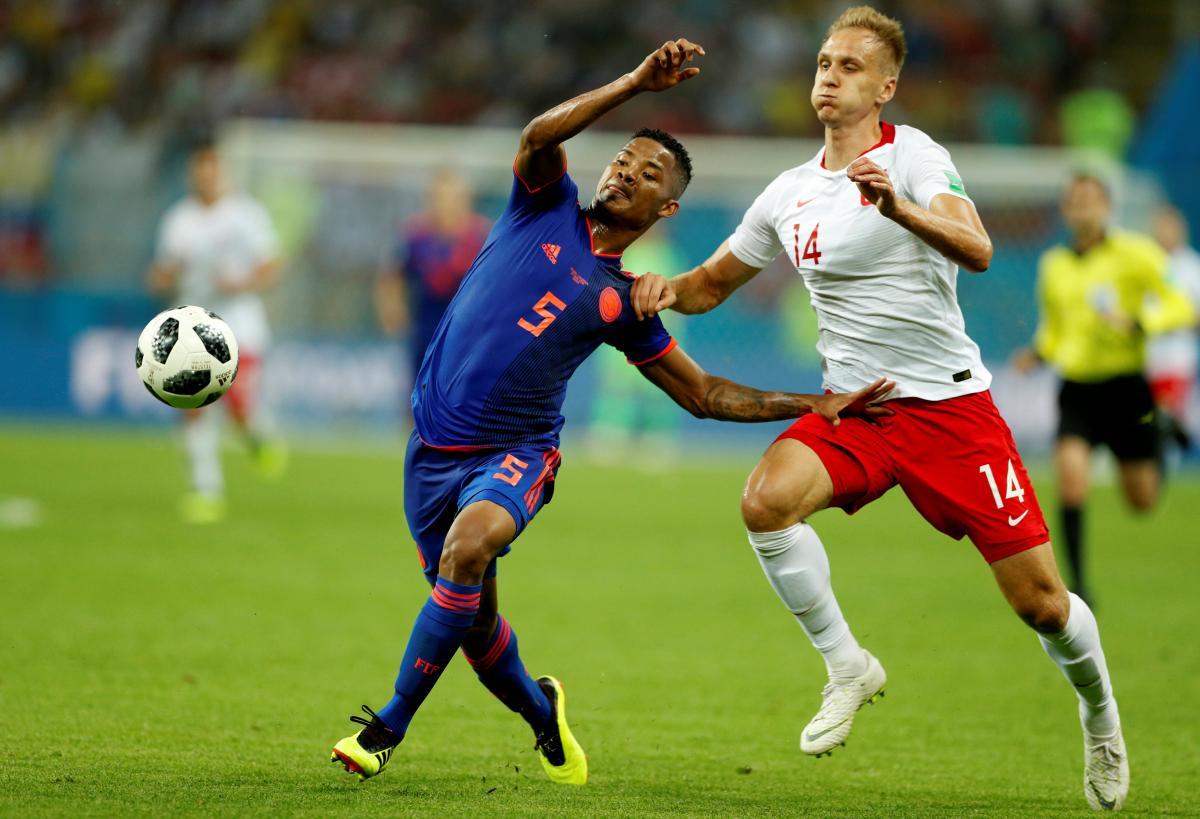 Польша - Колумбия - 0:3 / REUTERS