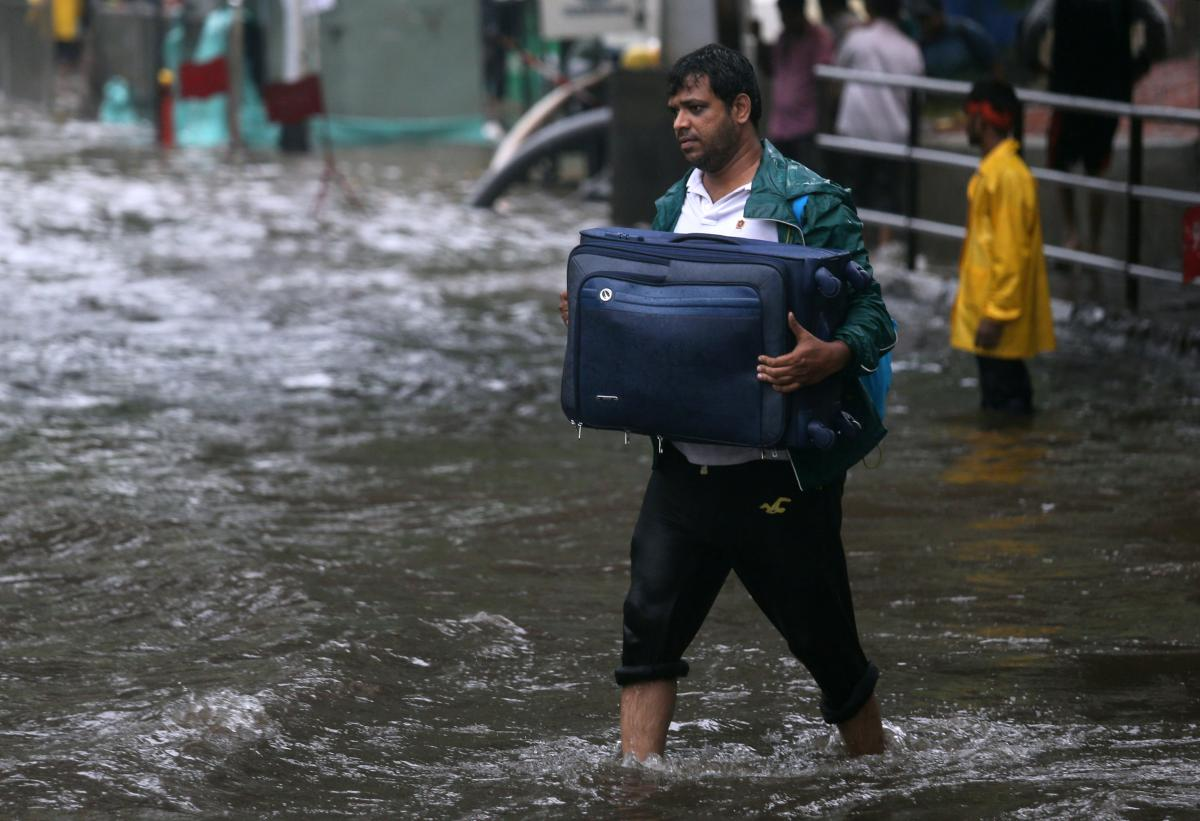 Повінь в Індії \ REUTERS