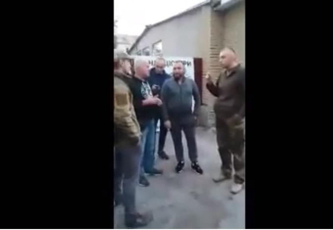 В сети сообщили о скандале с участием ветерана АТО / Скриншот