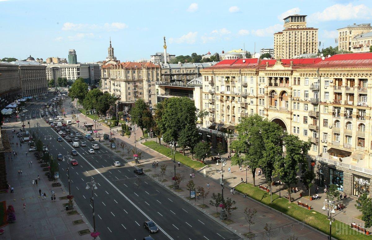 Киев хочет зарабатывать на туристах больше / Фото УНИАН