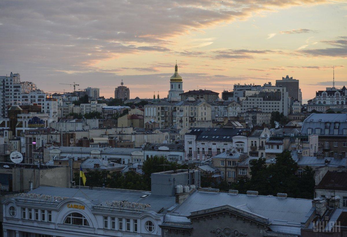 Прогноз погоди в Києві на серпень / фото УНІАН