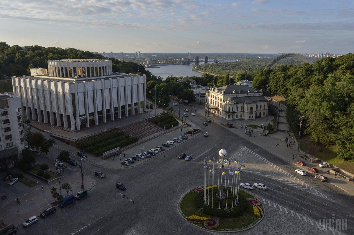 Ніч на 5 вересня у столиці виявилась найтеплішою з 1981 року / фото УНІАН