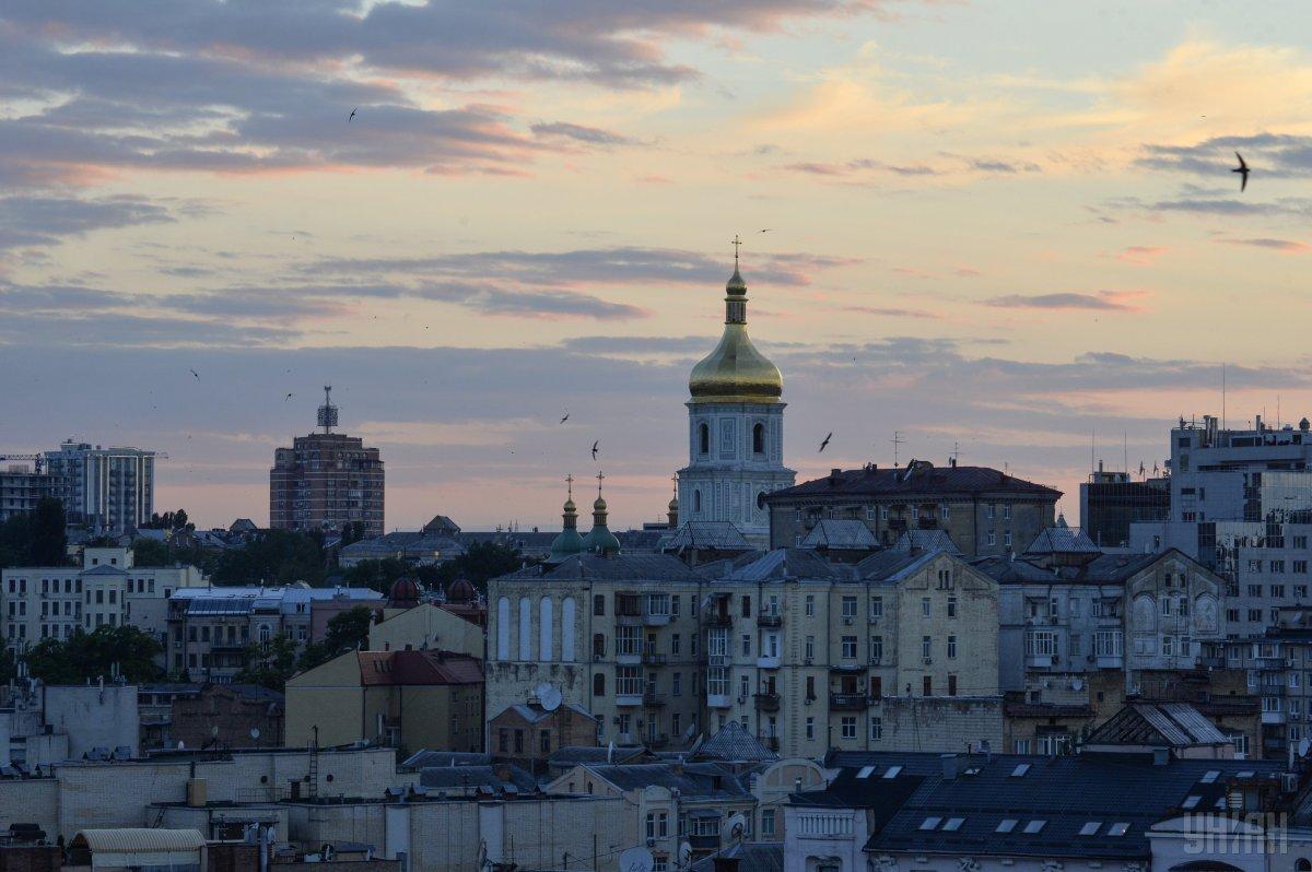 Можно отправиться исследовать Киев / Фото УНИАН