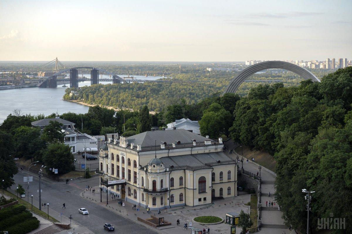 До 3 августа в Киеве наблюдаются метеорологические условия, способствующие накоплению и удержанию вредных примесей / фото УНИАН