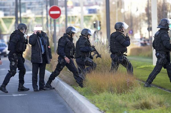 Масштабная антитеррористическая операция прошла во Франции / islam-today.ru