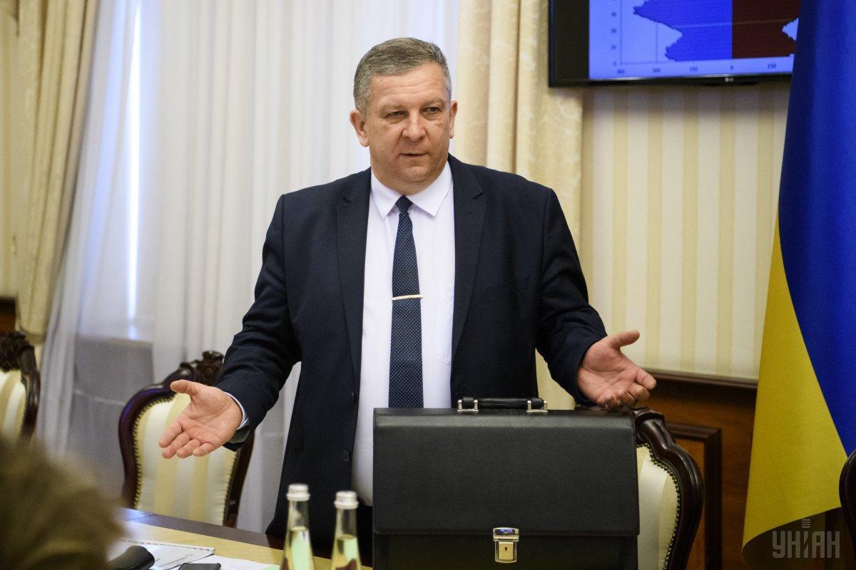 Среди требований иска - признать действия министра противоправными/ УНИАН