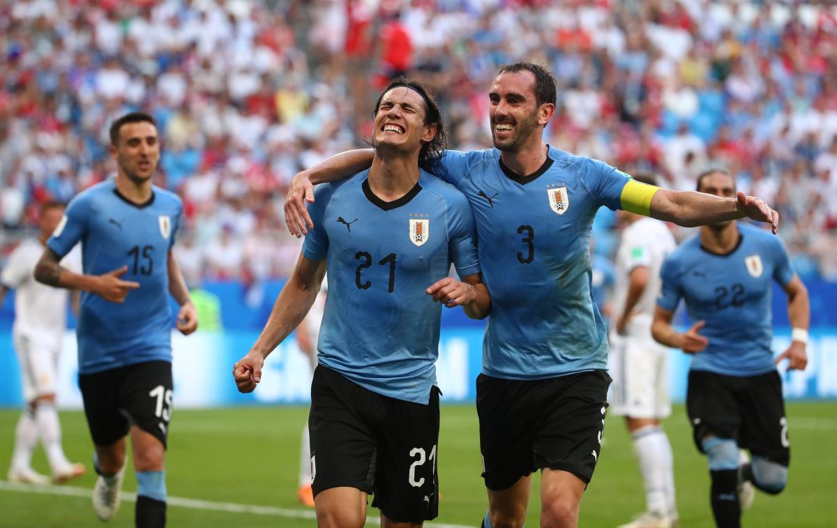 Уругвай - Росія - 3:0 / REUTERS