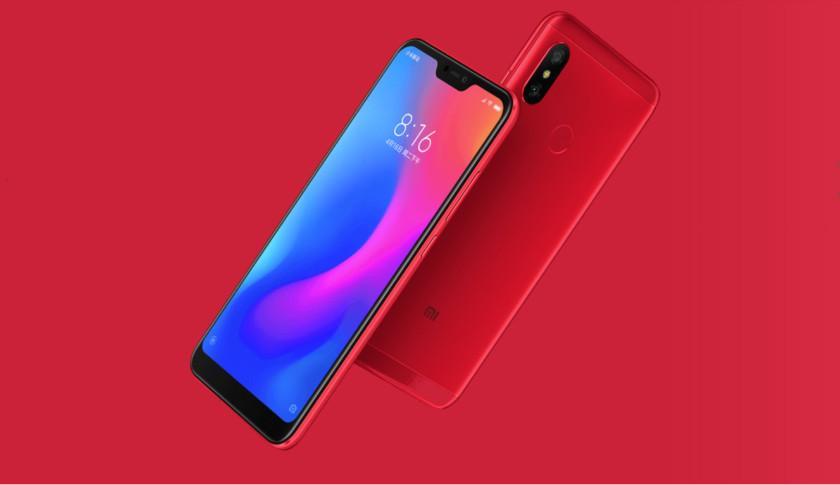 Новое устройство первым из серии Redmi Pro получило вырез в экране /фото Xiaomi