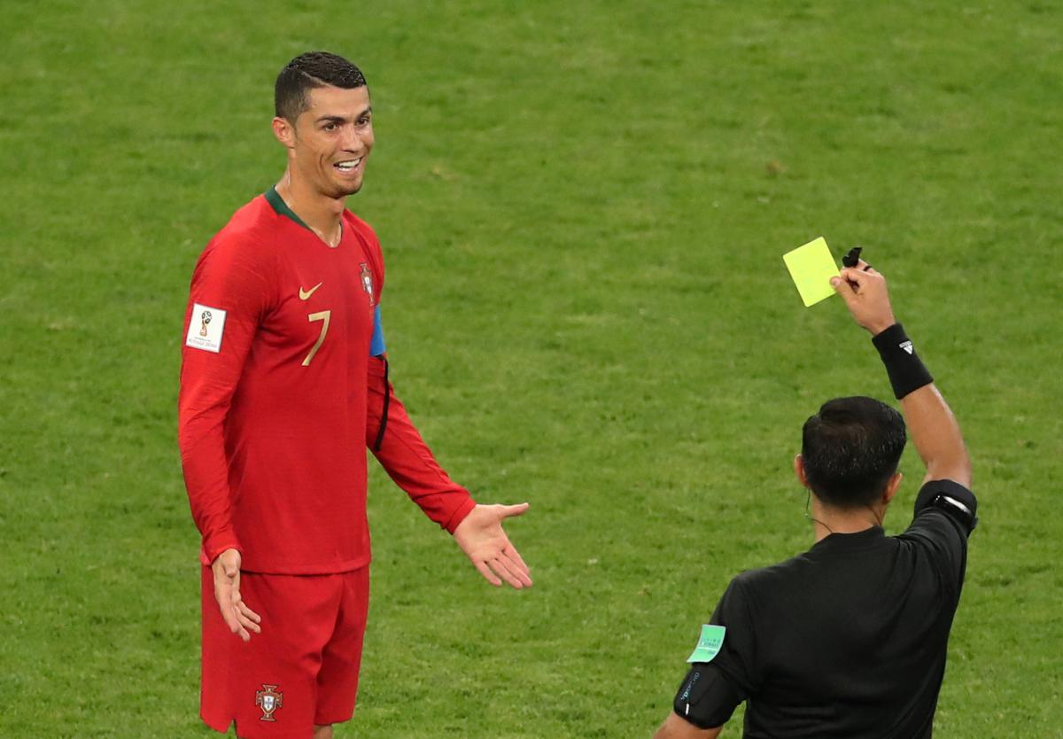 Іран - Португалія - 1:1 / REUTERS