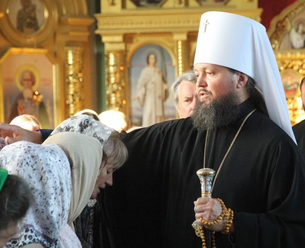 Митрополит Никодим / zhytomyr-eparchy.org