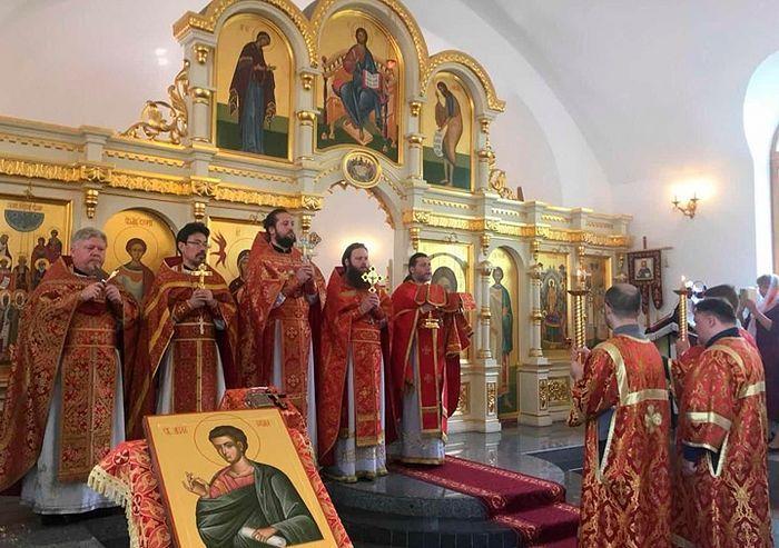 Православные торжества в Пекине / patriarchia.ru
