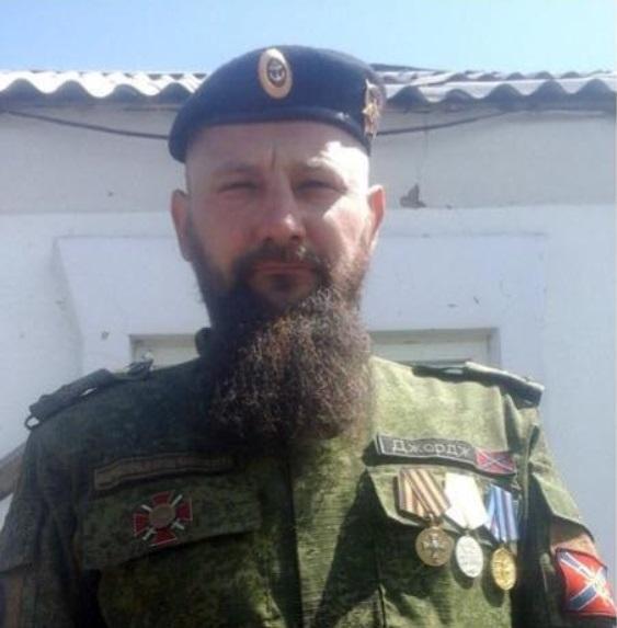 О ранении боевика сообщил и волонтер Мысягин / фото facebook.com/yury.mysyagin