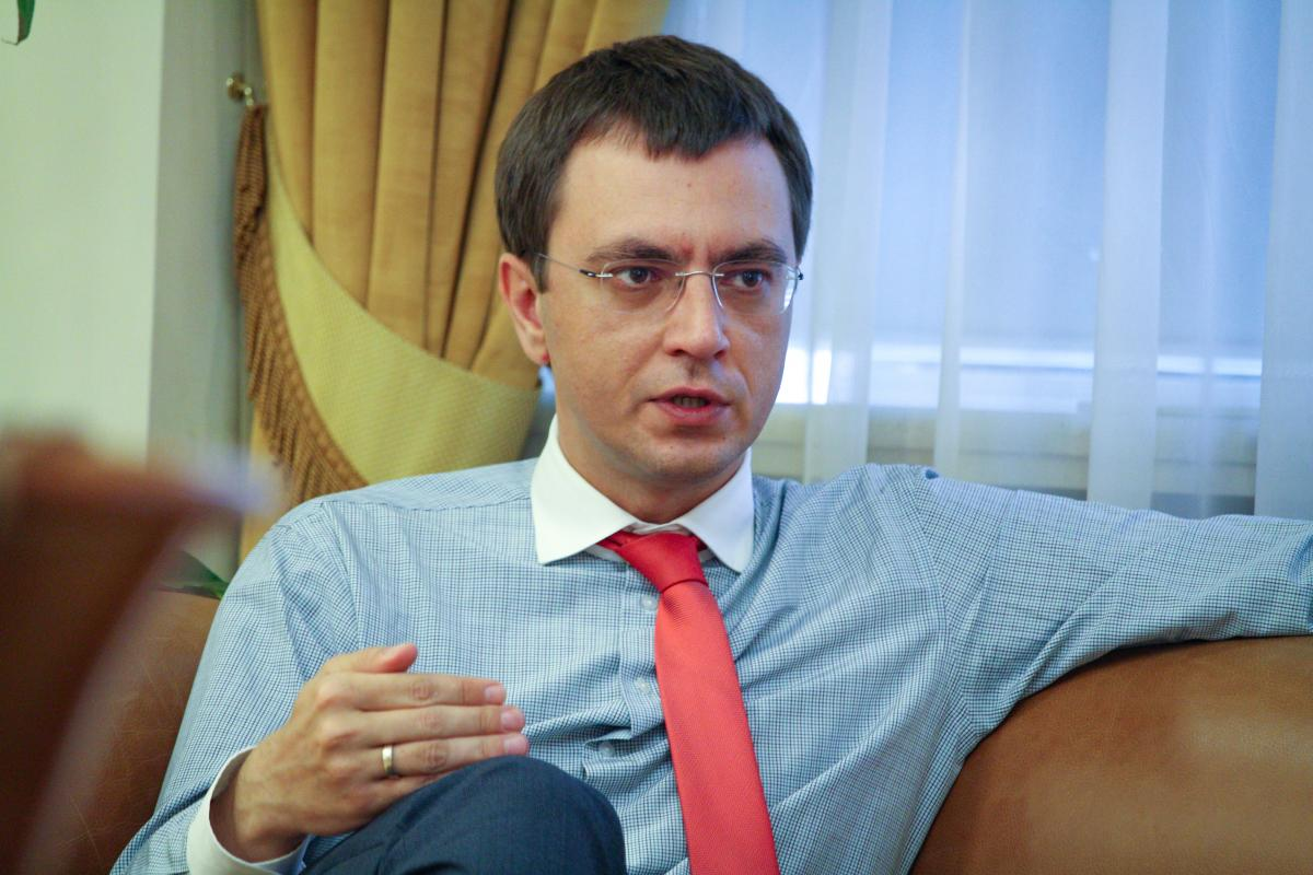 Омелян заявил о создании в скором времени RND-центра и дата-центра, которые будут заниматься не только технологией Hyperloop / фото УНИАН