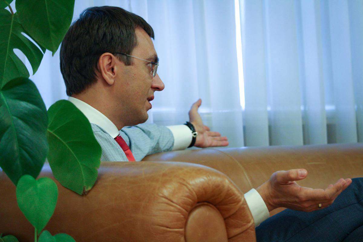 Омелян розповів, що корупція в УЗ становить 10-15 мільярдів на рік, але надія є / фото УНІАН