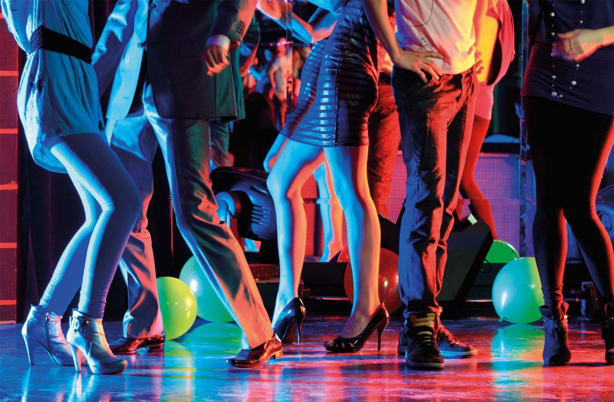 Участниковэксперимента разделили на шесть групп / dancingsalone.it