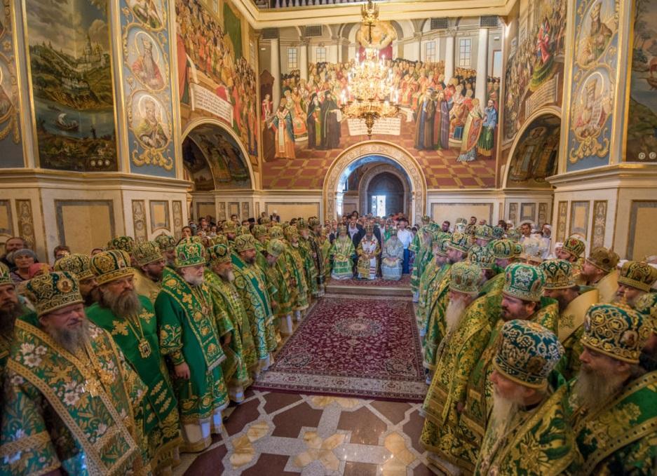 У Києво-Печерській лаврі відбулась нарада архієреїв УПЦ / news.church.ua