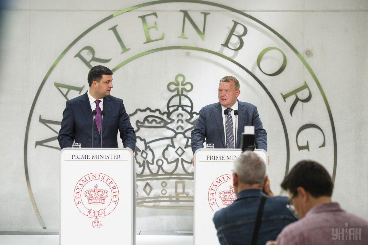 Дания выделит Украине на проведение реформ 530 миллионов крон / фото УНИАН