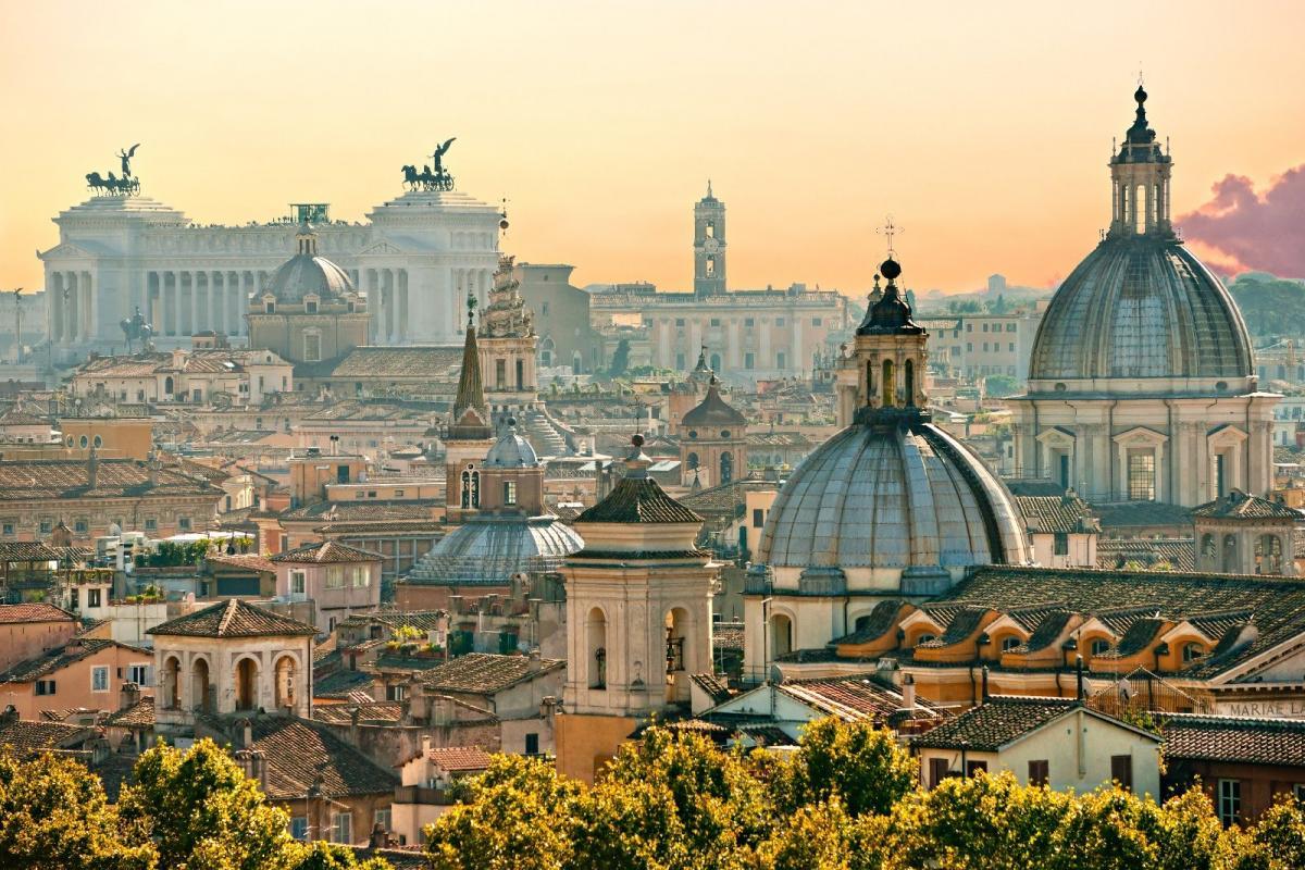 Рим / YouTube, иллюстративное фото