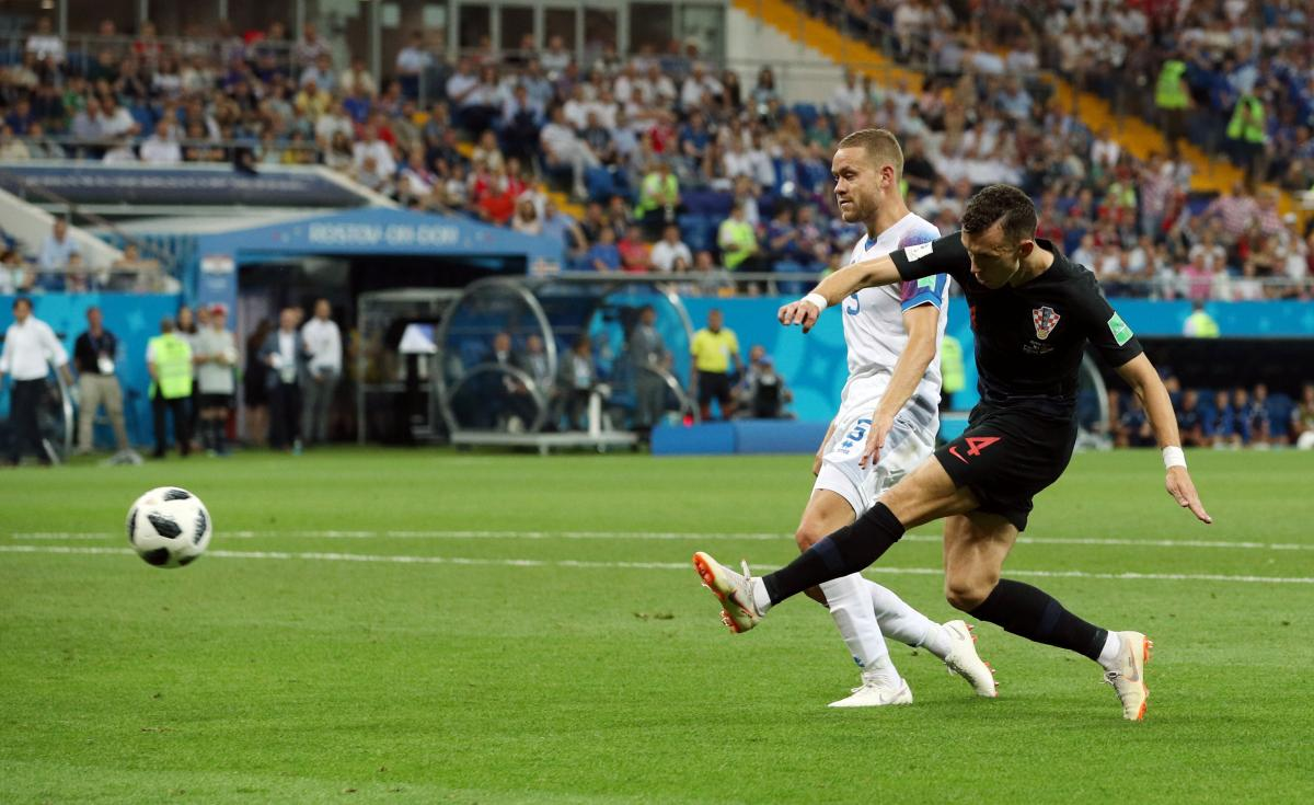 Исландия - Хорватия - 1:2 / REUTERS