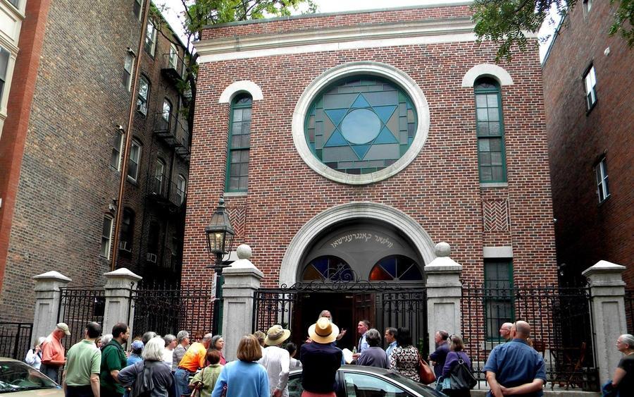 В Бостоне власти выделили на поддержание синагоги $500 тысяч / jewishnews.com.ua