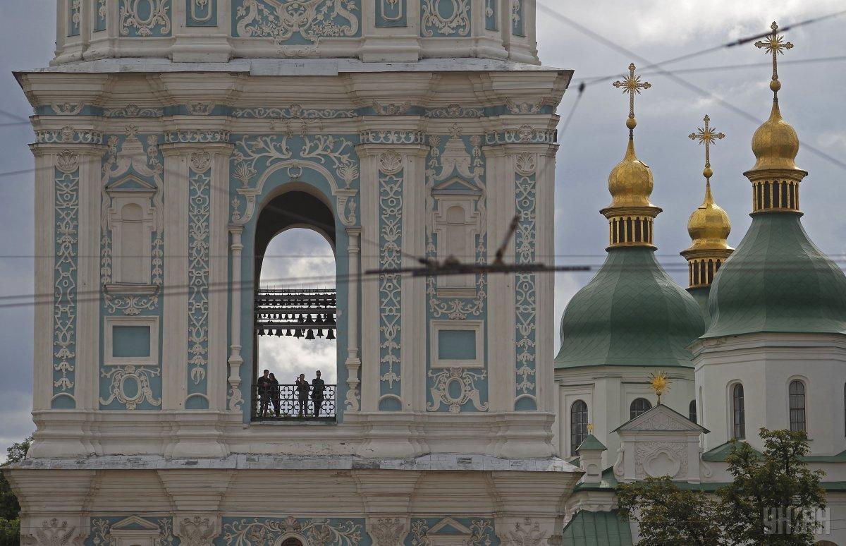 Софийская площадь 1 июля вновь станет центром мировой классики / Фото УНИАН