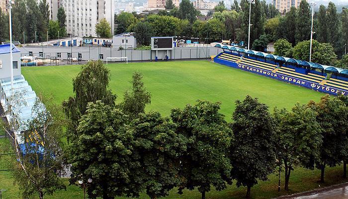 Стадіон ім. Баннікова / ua-upl-ua.at.ua
