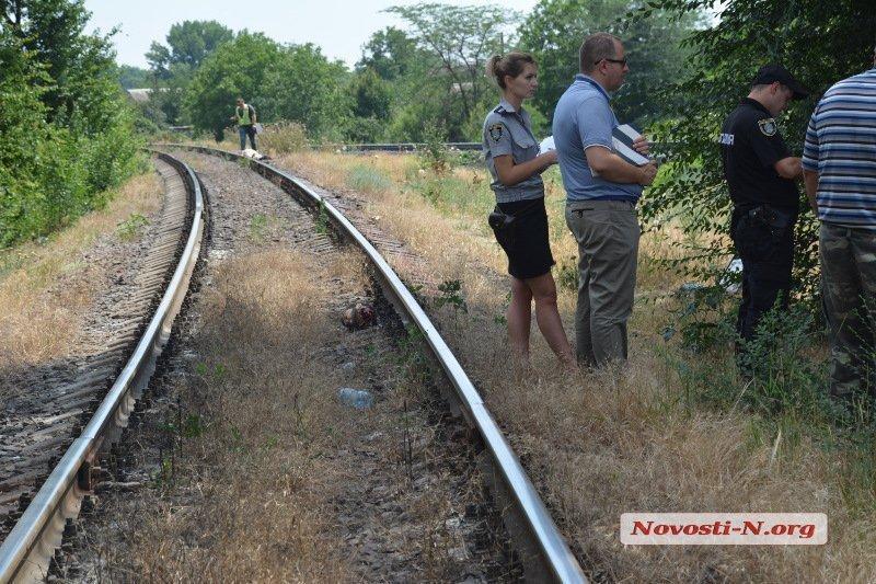 ВНиколаеве артист из-за несчастной симпатии бросился под поезд