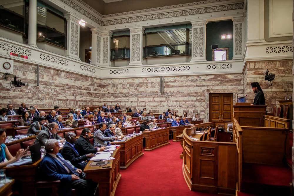 Єпископ УПЦ взяв участь у засіданні Міжпарламентської Асамблеї Православ`я в Афінах / news.church.ua