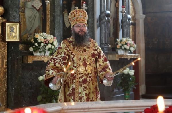 Архиепископ Климент / lavra.ua
