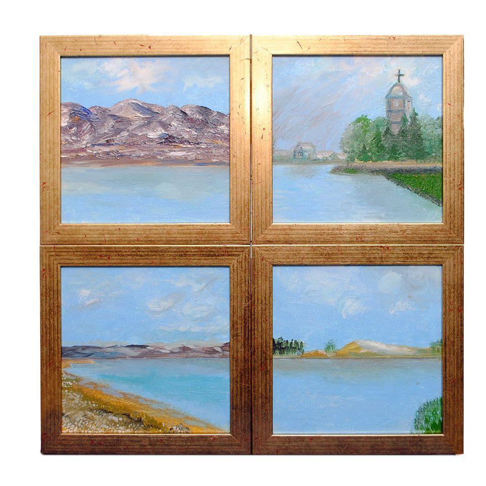 Картина складається з чотирьох елементів / facebook.com/tatiana.antonyuk