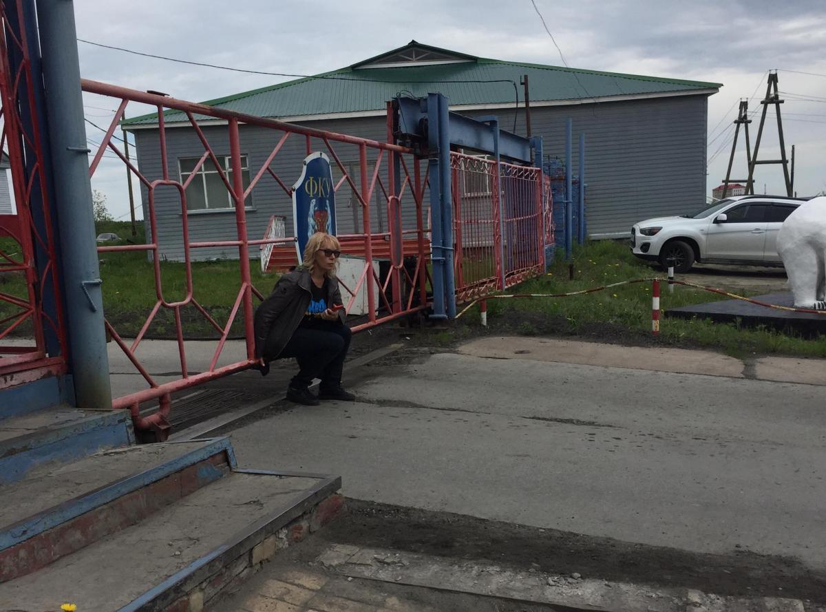 Денисову до сих пор не пускают в колонию, где содержат Сенцова / фото facebook.com/denisovaombudsman