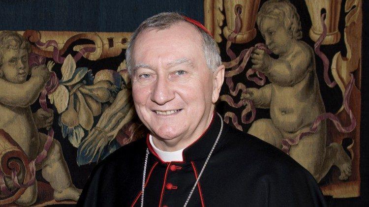 Кардинал П'єтро Паролін / vaticannews.va