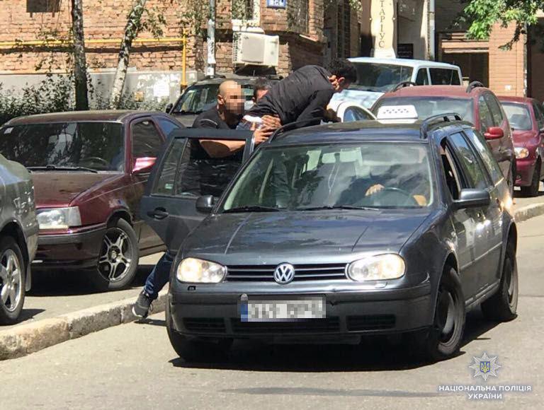 Похитителям сына ливийского дипломата избрали меру пресечения / kyiv.npu.gov.ua