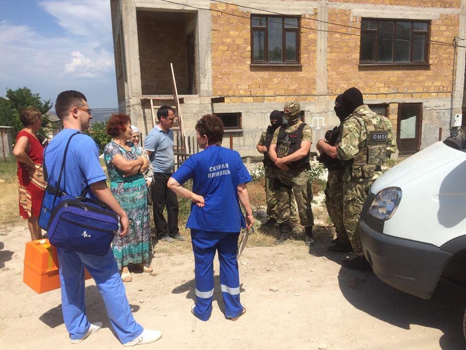 Адвоката не допустили к семье Мустафаевых для оказания юридической помощи / Фото facebook.com/crimeansolidarity