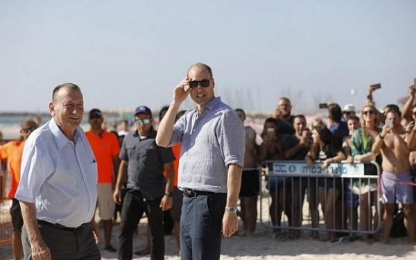 Принц Уильям в старом городе Иерусалима / islam-today.ru