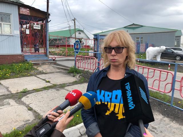 Денисова заявила, что Украина готова передать 23 россиянина в обмен на 23 украинских политзаключенного / фото УНИАН / Роман Цимбалюк