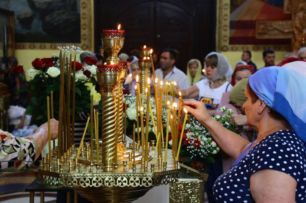 26 років віддня заснування Запорізької єпархії УПЦ / hramzp.ua