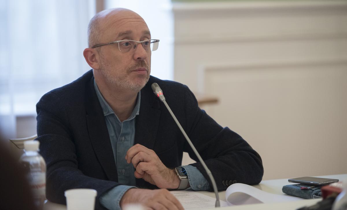 Резніков: У 2017 році за фактично виконані роботи з бюджету міста сплатили 1,3 млн грн / Фото kyivcity.gov.ua