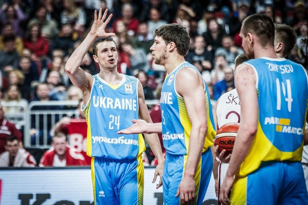 Кравцов є кращим гравцем збірної України за трьома статистичними показниками / fbu.ua
