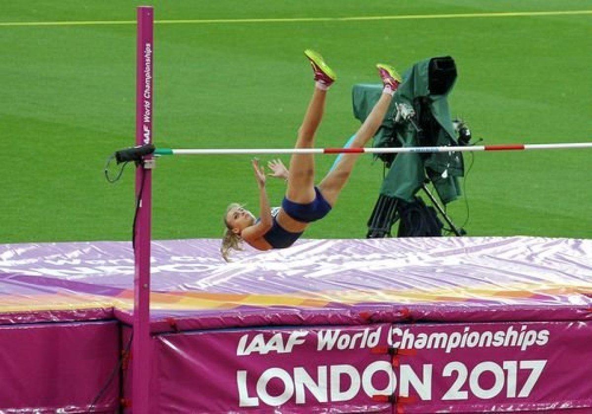 Левченко попала в тройку лучших на соревнованиях в Париже / uaf.org.ua