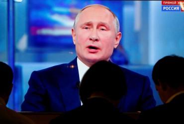 Путин разрешил федеральной охране использовать боевую технику