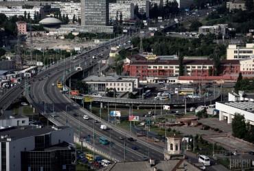 В Киеве завтра без осадков, температура до +28°