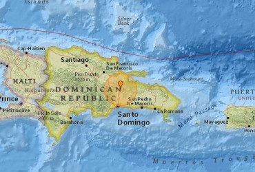 У Домініканській Республіці стався землетрус магнітудою 4,5