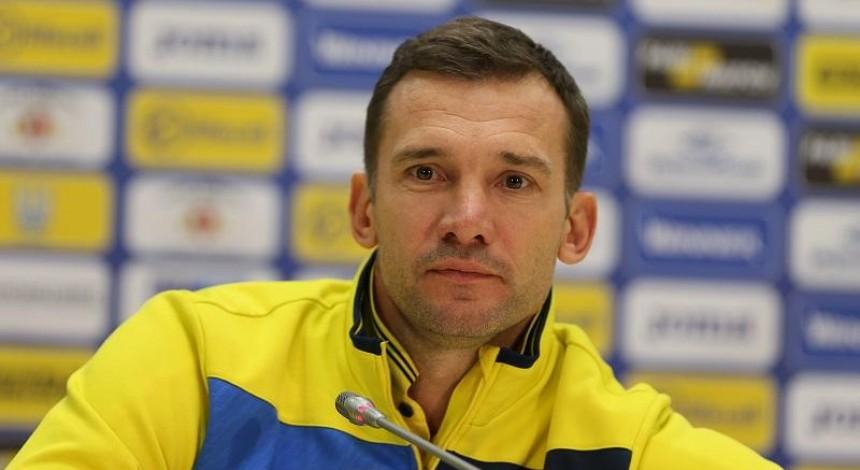 Шевченко: точно будут изменения по сравнению с поединком против Португалии