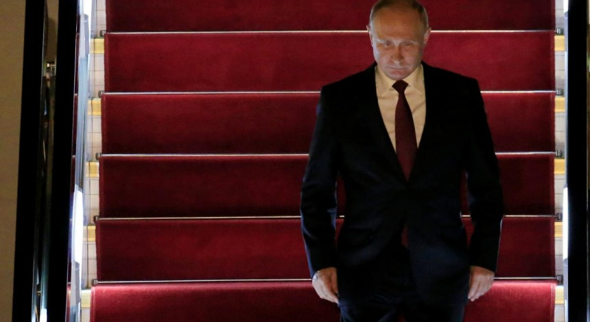 """""""We will go to heaven, and they will just die"""": Putin vows inevitable nuclear retaliation to """"aggressors"""""""
