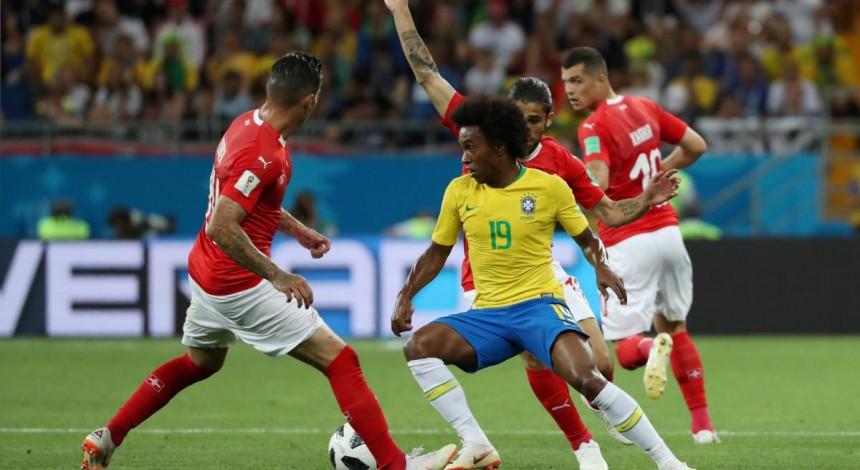 Бразилія сенсаційно втратила перемогу в матчі зі Швейцарією на старті ЧС-2018