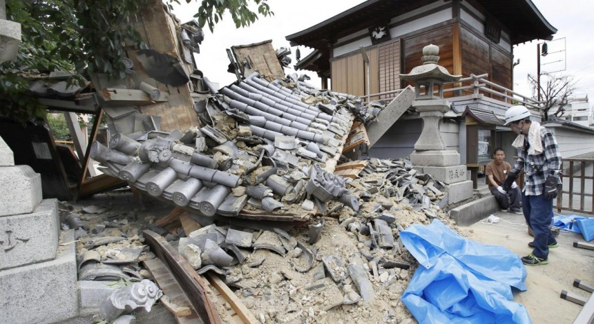 Three dead, over 200 injured as M6.1 quake hits Japan's Osaka area – media